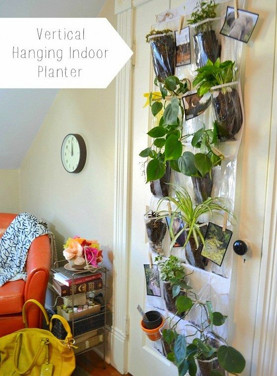 vertical-hanging-planter