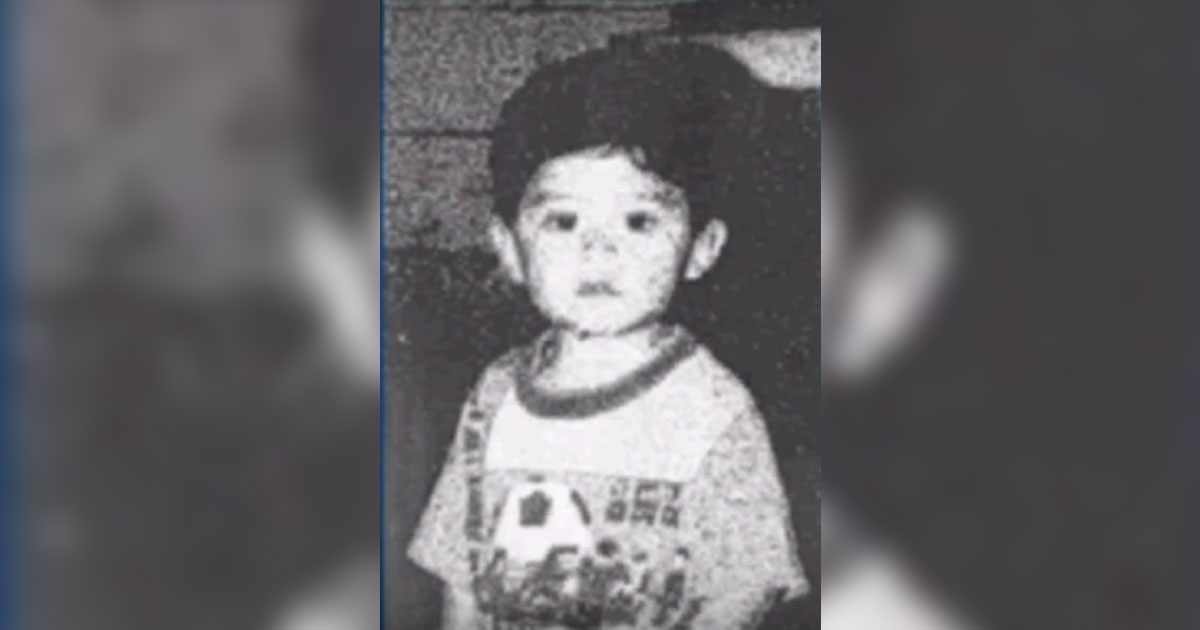 Image result for 1-year-old boy is kidnapped. 21 years later, cops call Mom and tell her they found him