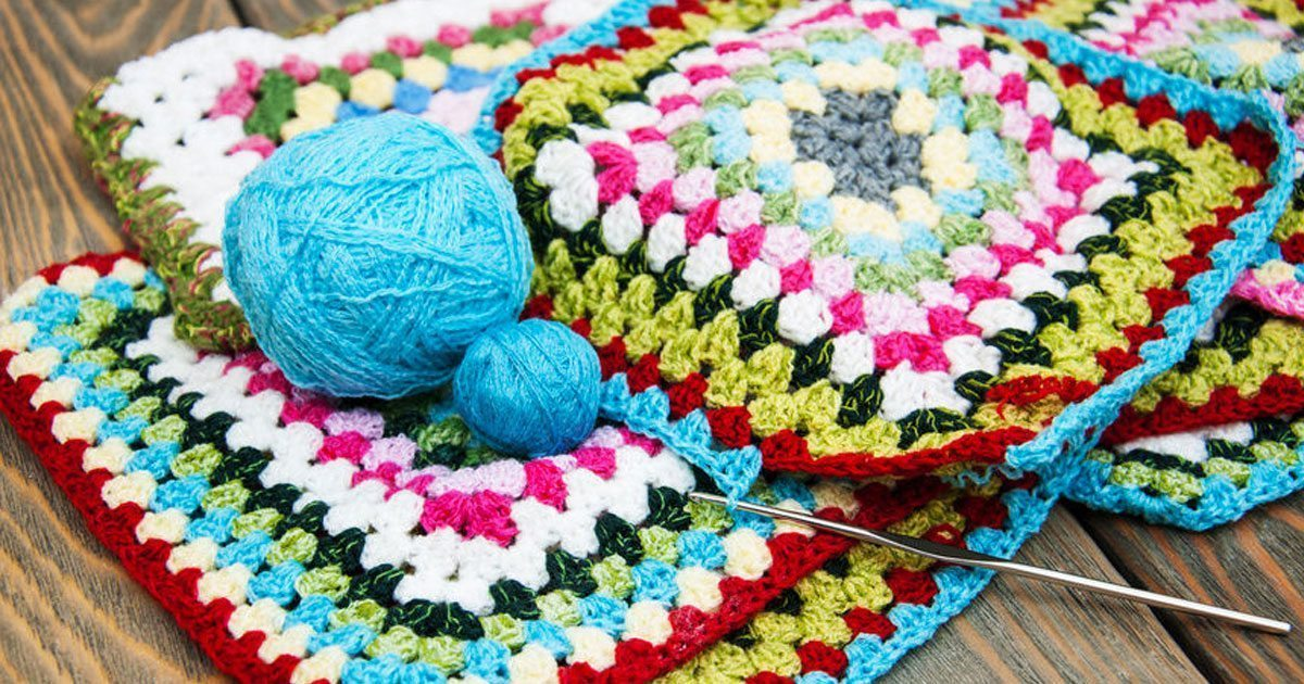 Health Benefits Of Knitting And Crocheting