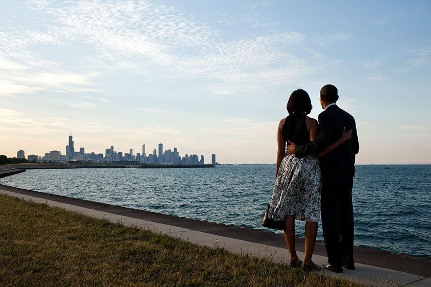 61-president-barack-obama-and-first-lady-michelle-obama-look-out-at-the-chicago-ill-skyline