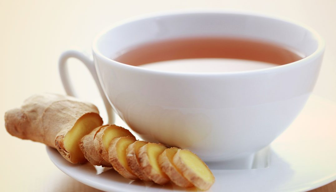 Tea ginger