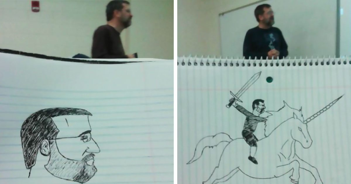 bored_student_doodles_professor_featured