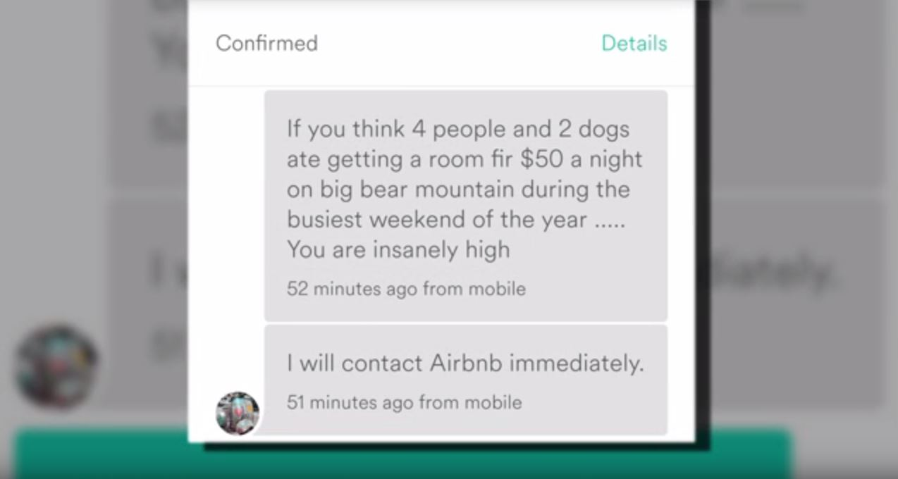 An AirBNB Host Rejected A Guest Because She Was Asian, And AirBNB