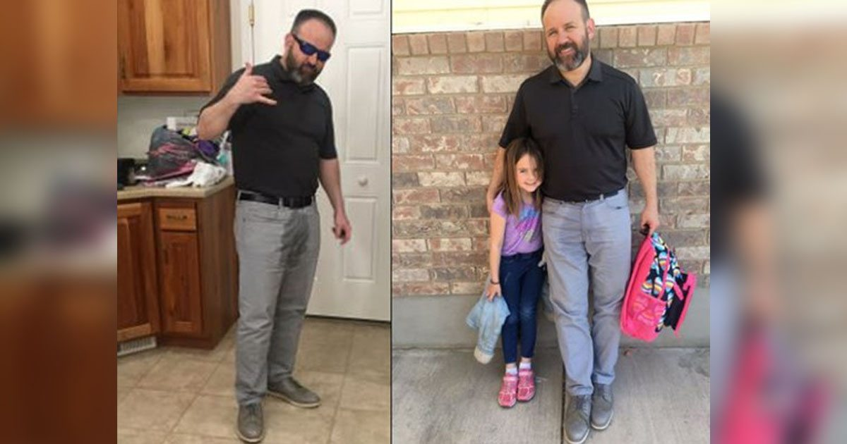 dad_shows_up_with_wet_pants_daughter_pees