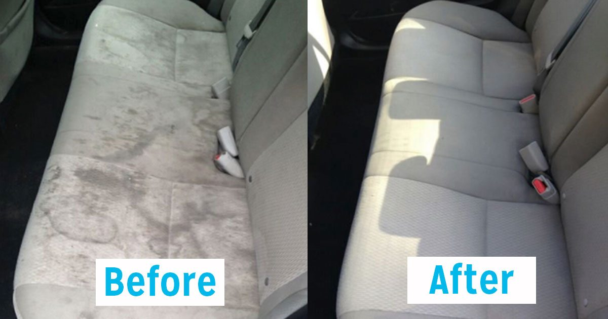 13 Car Cleaning Hacks To Keep The Inside And Outside Of Your Car