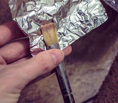 foil-cleaning