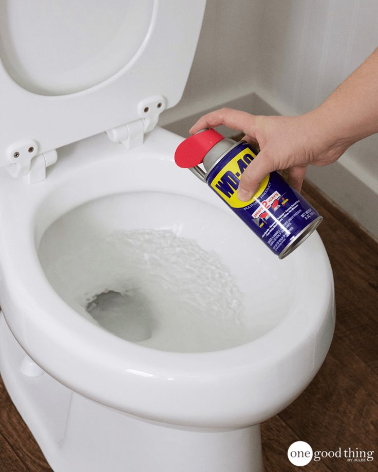 WD-40 Does More Than Lubricate And Protect From Rust. Here