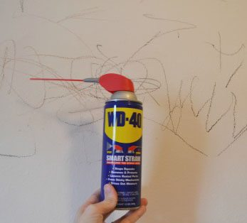 how-to-use-wd-40-to-remove-crayon-from-walls