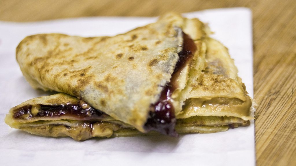 Crepe Recipe Savory Meals