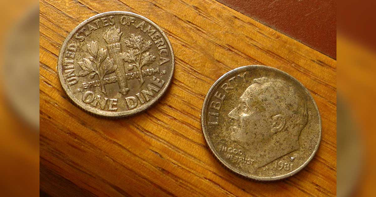 Dimes In Circulation That Are Selling For 2 Million