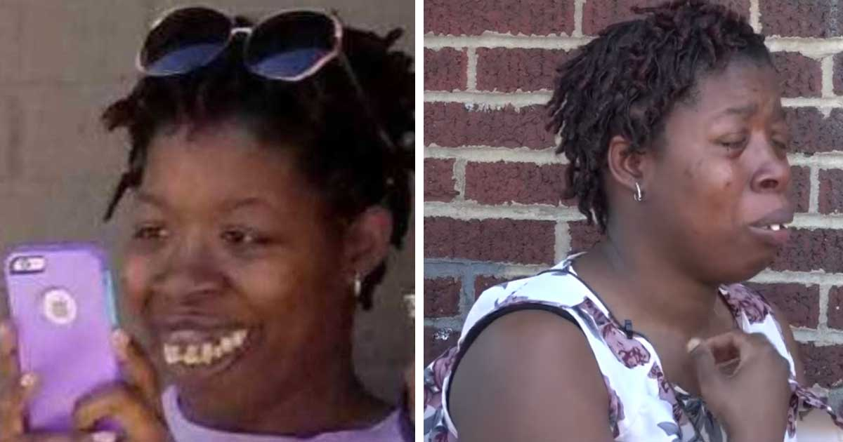 Online bullies ridicule woman's smile, undergoes stunning transformation after stranger steps in