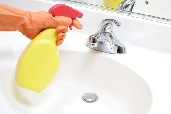 G2-2_CleaningBathroomSink-575x383