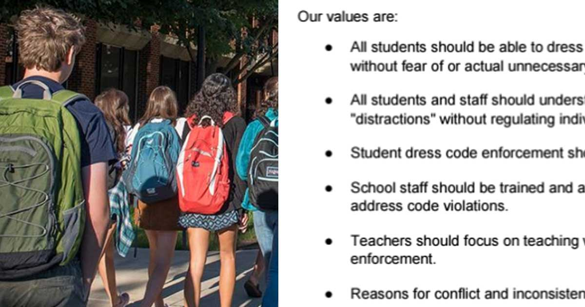 Evanston School Launches New Dress Code That Gets It Right