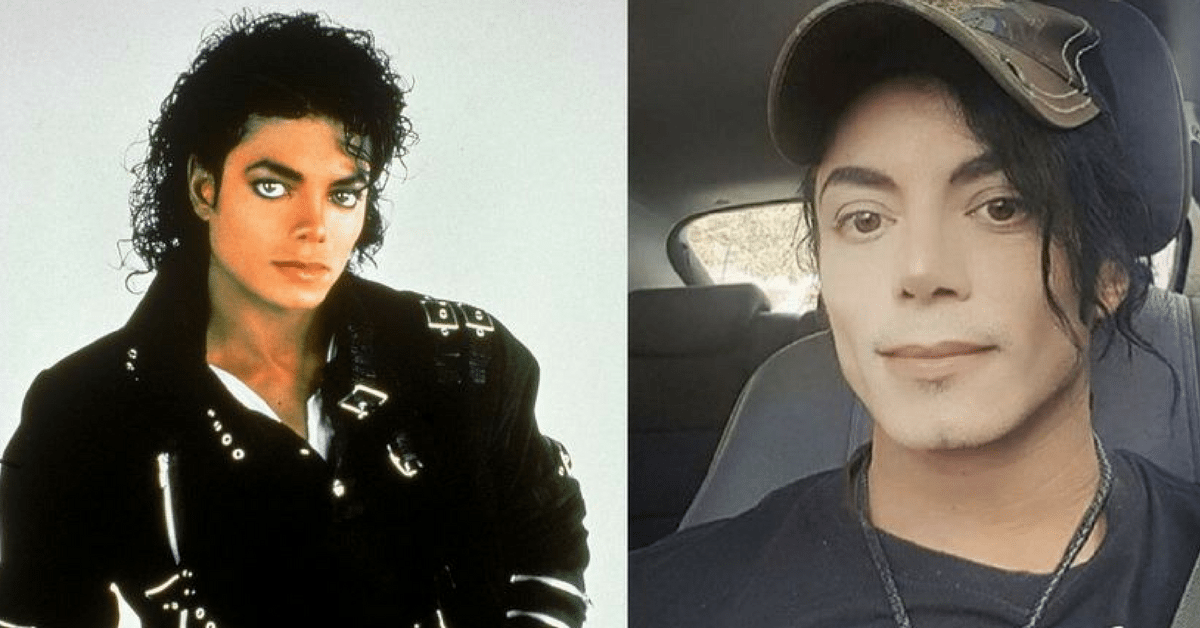 Woman Tweets Photo Of Boyfriend That Looks Just Like Michael Jackson, And Twitter Had A Field Day