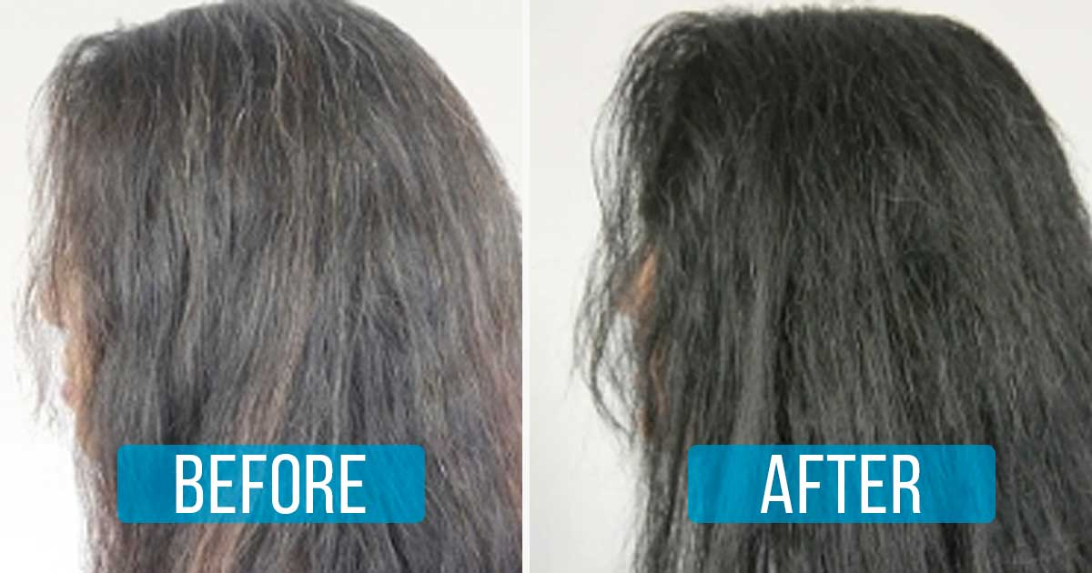 Stop dying gray hair here s how to naturally get rid of gray hair without the dye - Ways prevent grey hair ...