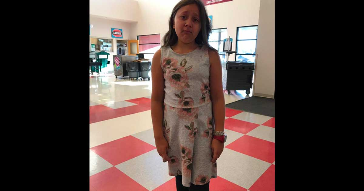 After School Claims 11-Year-Old's Dress Is Too 'Distracting,' Upset Grandma Posts Photo Online