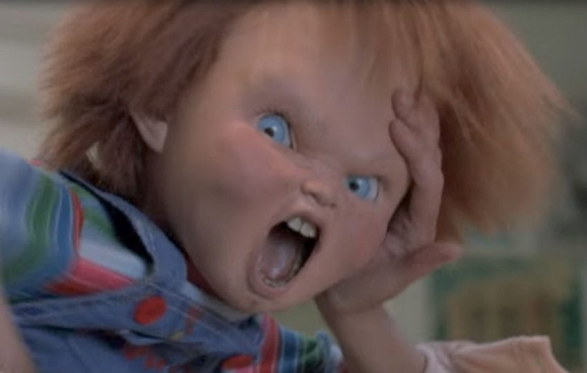 Chucky Was Based On A Real Life Haunted Doll With A Story
