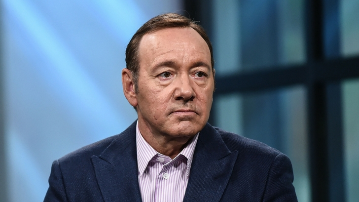 About 15 alleged victims of Spacey's harassment on 12/11/2017