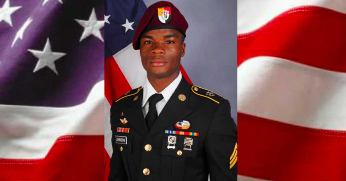 Army Sergeant Killed In Action Leaves Behind Pregnant Wife And Two Kids, But They Aren't Alone