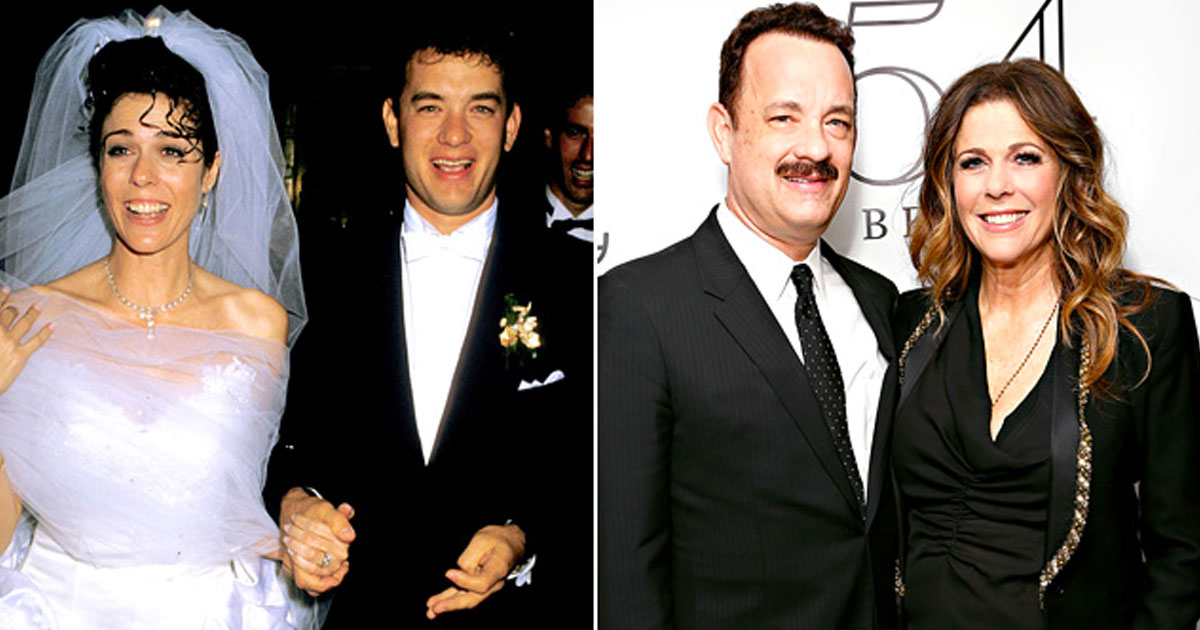 Tom Hanks Was Asked What Makes Marriage With Rita Wilson ...