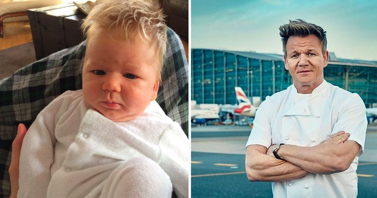 New celebrity babies pictures