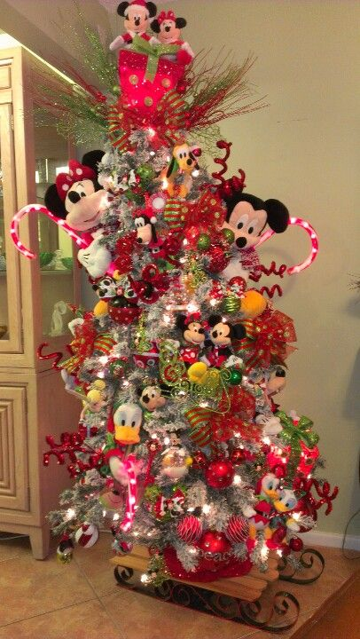 pinterest source pinterest - Disney Themed Christmas Decorations