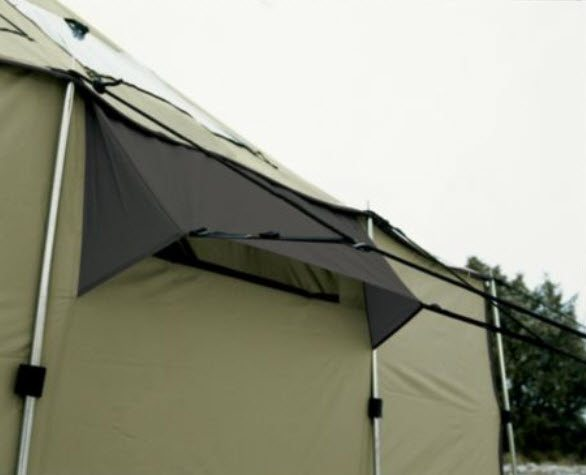 Cabelau0027s Source Cabelau0027s & Take Camping To The Next Level With This Tent Mansion - Itu0027s ...
