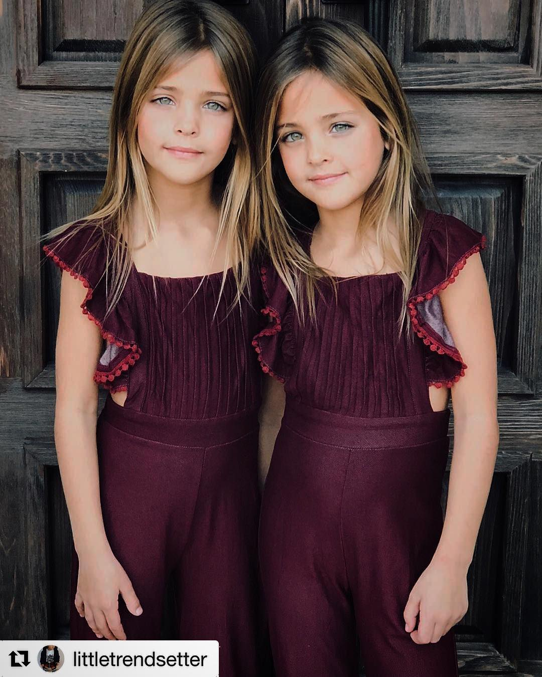 Identical Twins Were Born In 2010 - Now, They're Dubbed ...