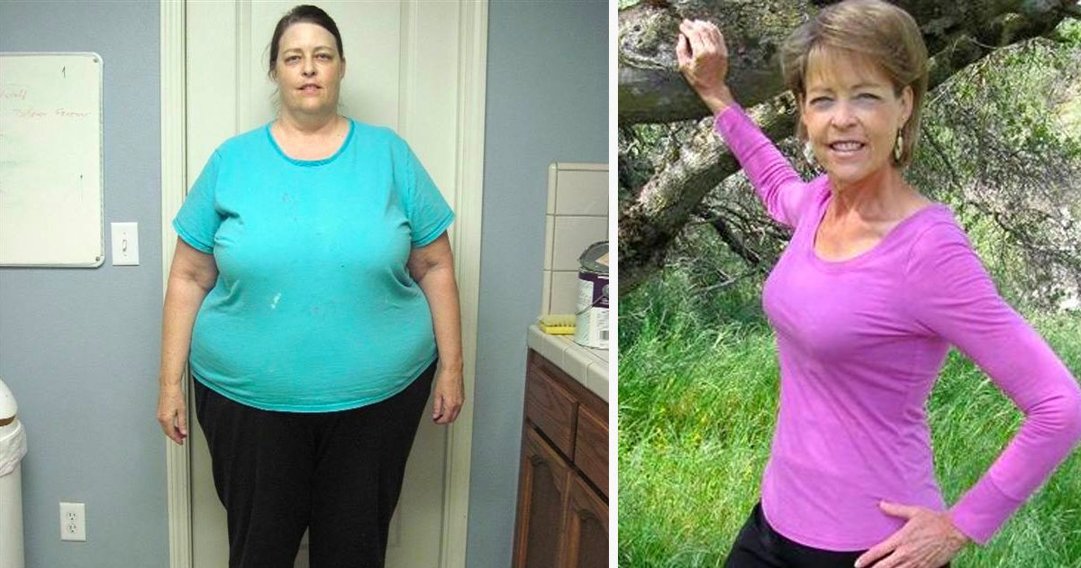 This 63-year-old Woman Reveals 7 Simple Methods That Helped Her Lose Half of Her Weight