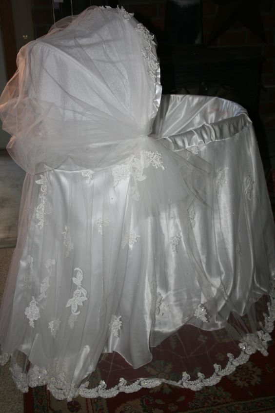 Mom Finds Wedding Dress When Cleaning Transforms It Into