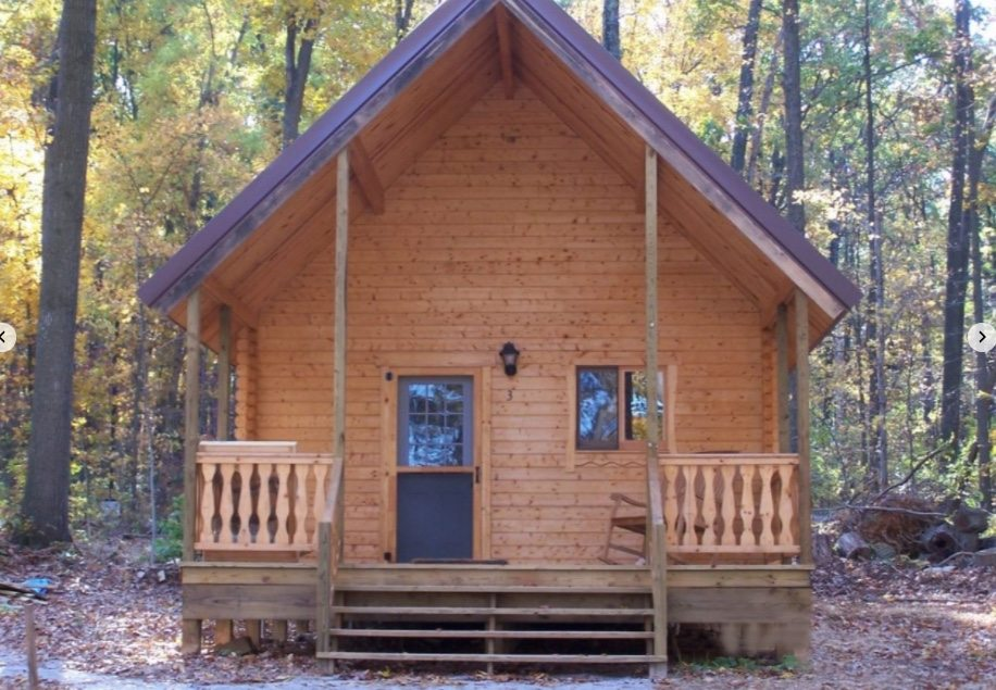 Build It Yourself Campers Build It Yourself Cabin Kits: Simple Log Cabin Is Charming As Can Be