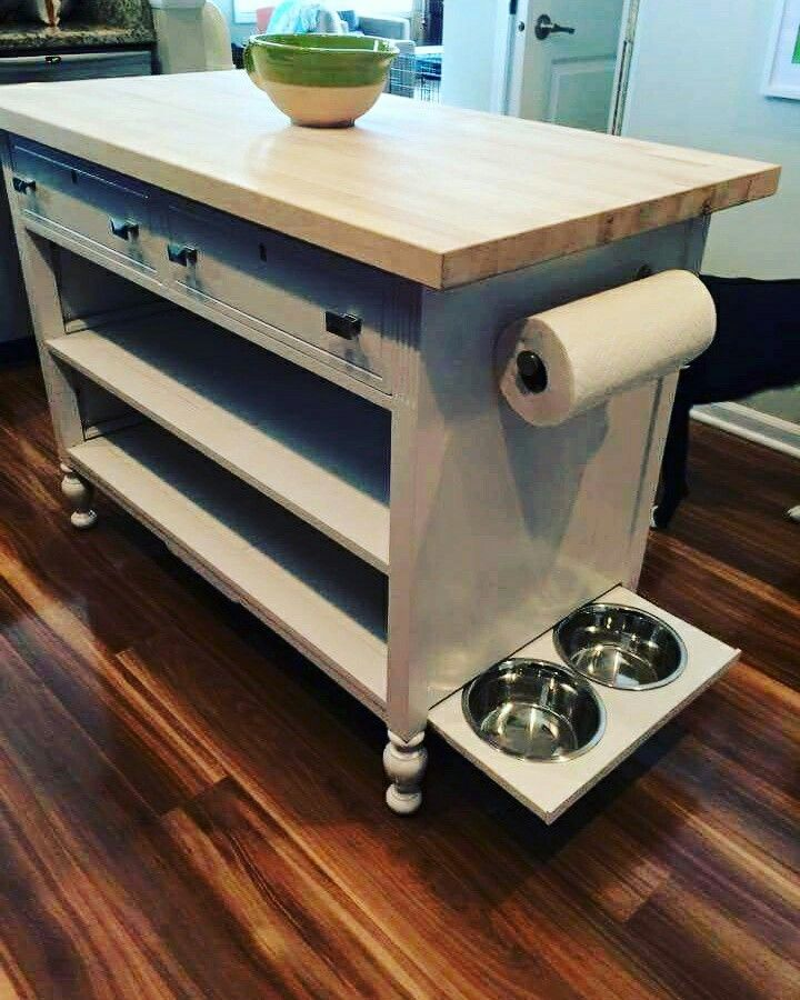 2 Kitchen Island