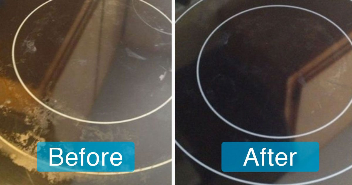 Stress Out Of Cleaning Your Gl Top Stove