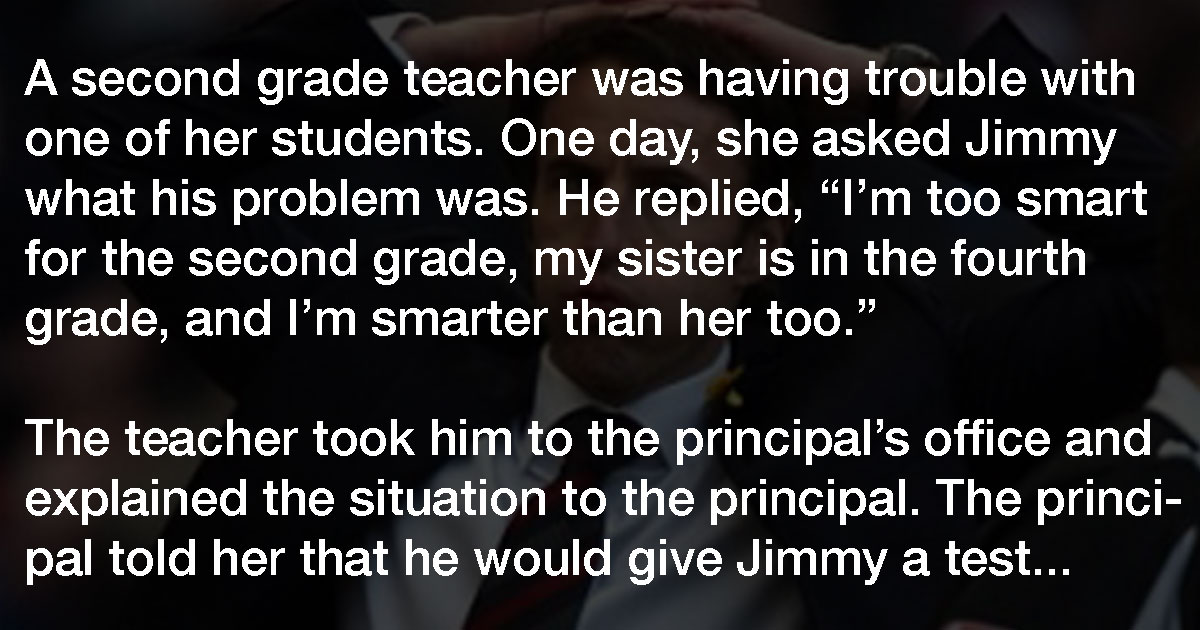if i was principal for a day