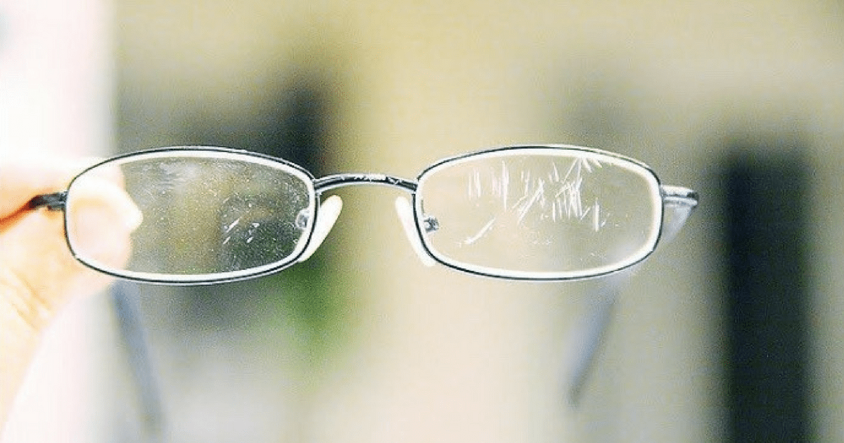 10 Easy Ways To Get Rid Of Scratches On Glasses
