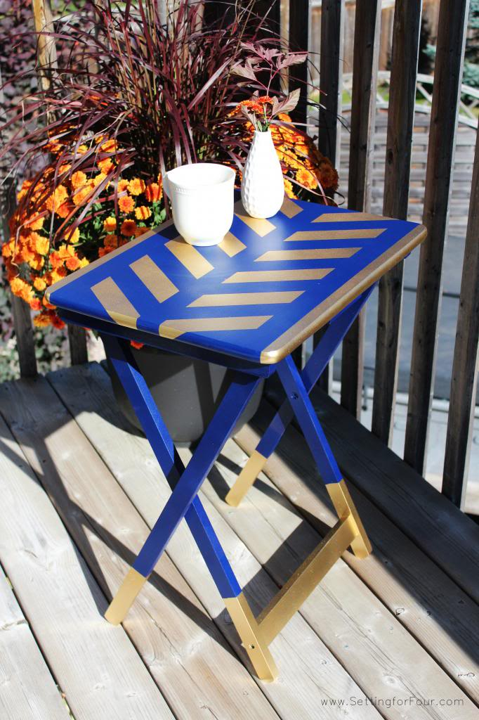 10 Ways To Recycle Tray Tables