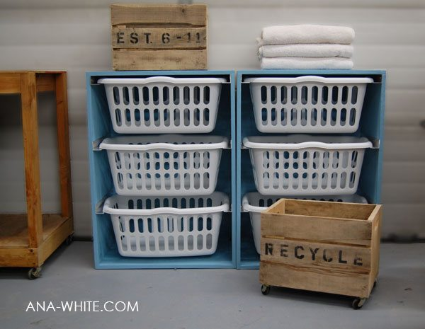 Make bath time the best time 15 shower and bath hacks for a 9 laundry storage solutioingenieria Choice Image