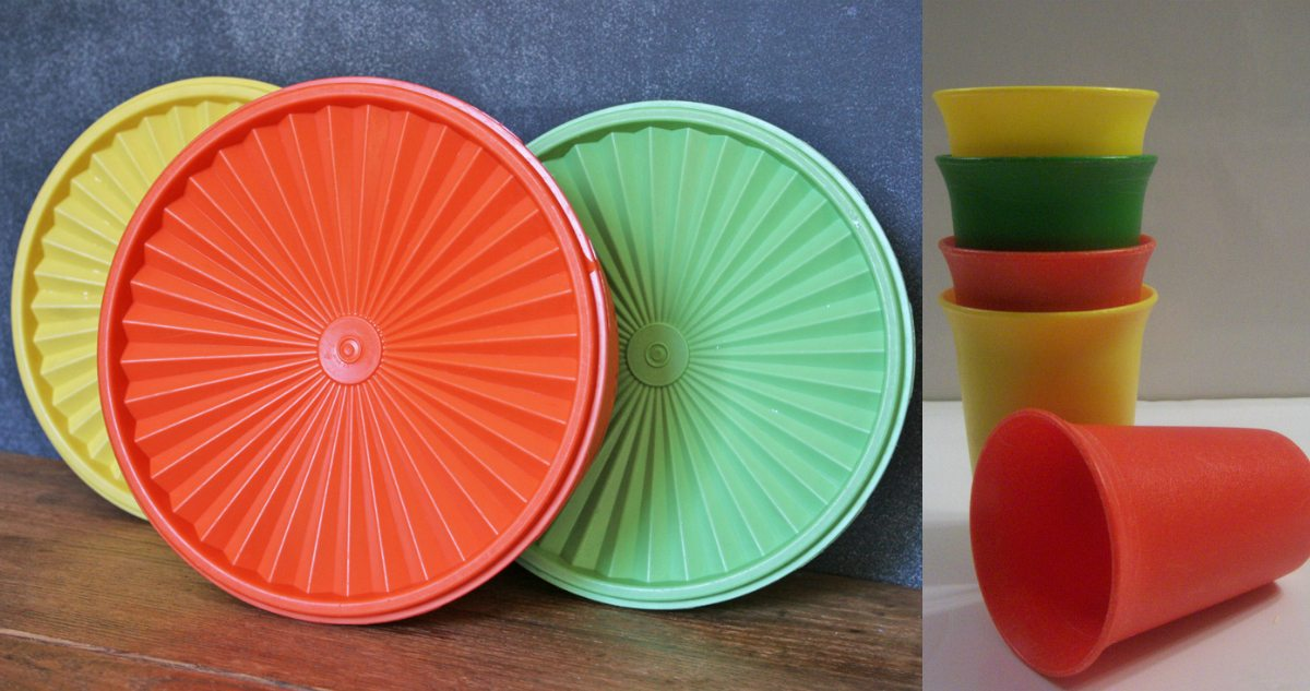 Your Vintage Tupperware May Be Worth Some Extra Money