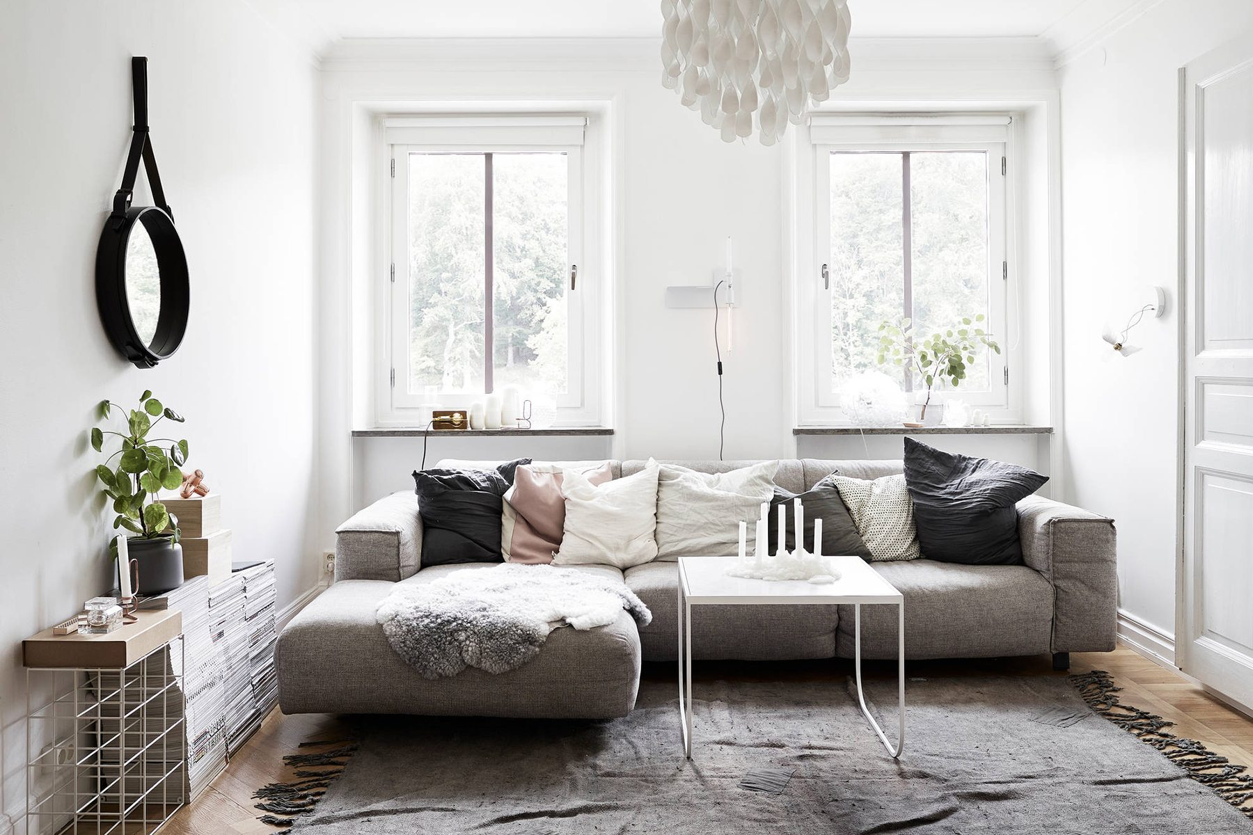 How To Get A Scandinavian Interior Design Look In Your Home
