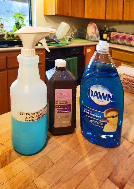 15 Frugal Uses For Dawn Dish Soap