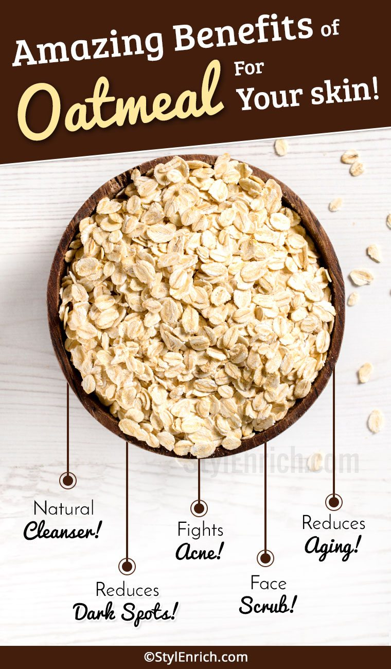 benefits-of-oatmeal-skin