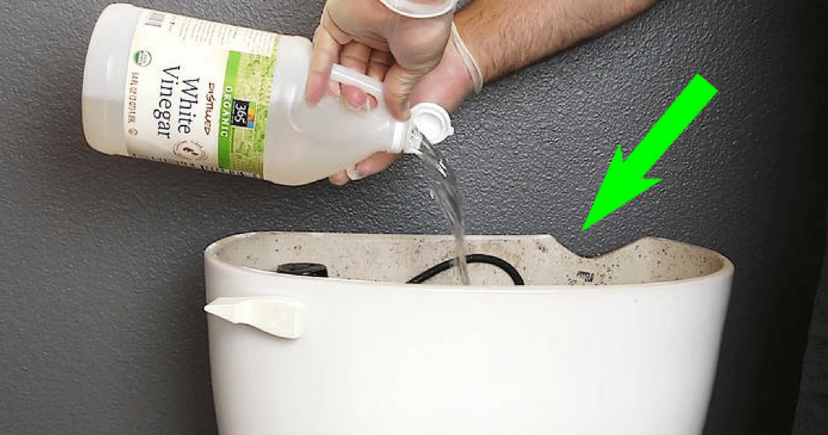Bathroom Cleaning Hacks Diy