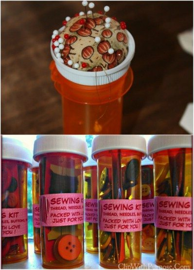 15 Ways To Reuse Medicine Pill Bottles