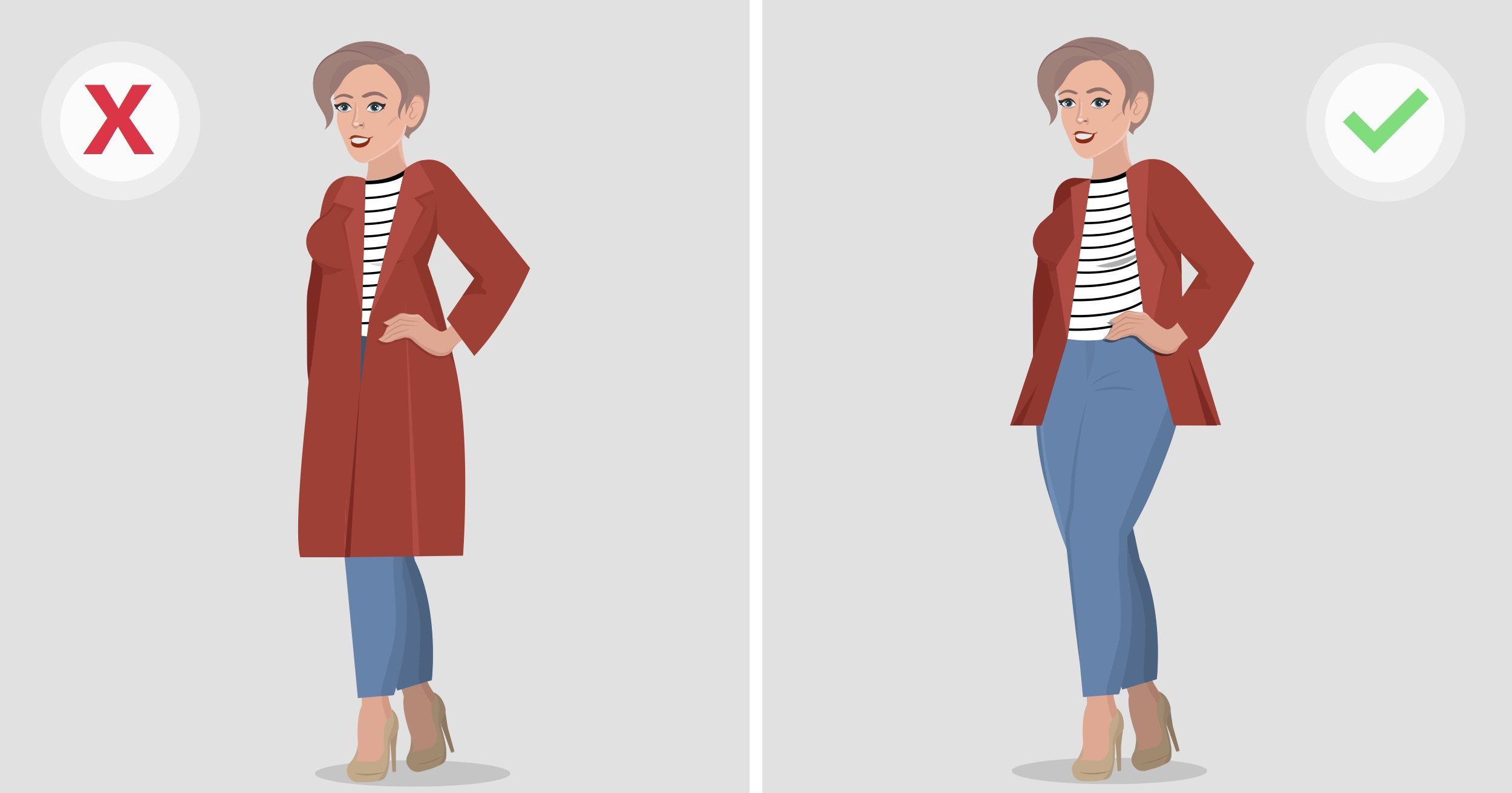 10 Tips From Stylist To Make You Look Slimmer