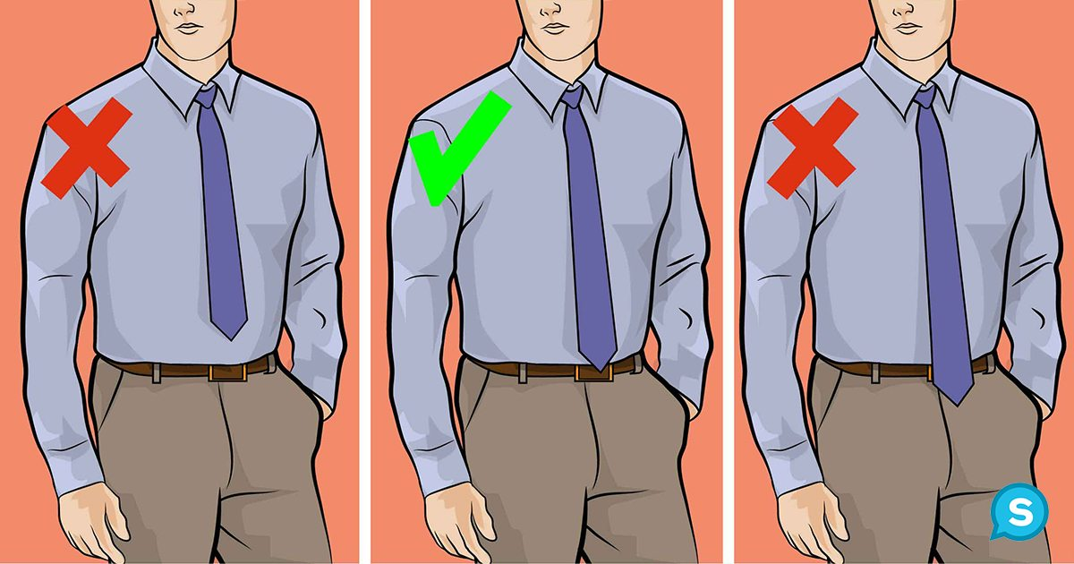 Here Are 14 Fashion Tips To Keep You Looking Sharp