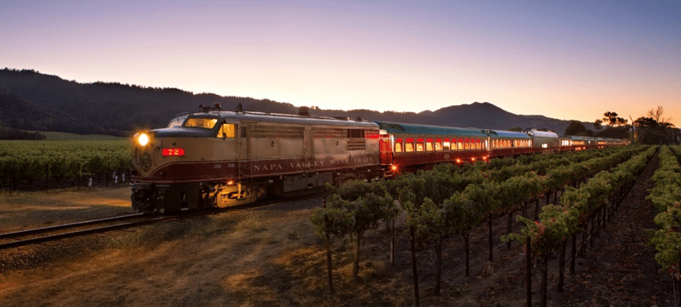 Wine Tour Train