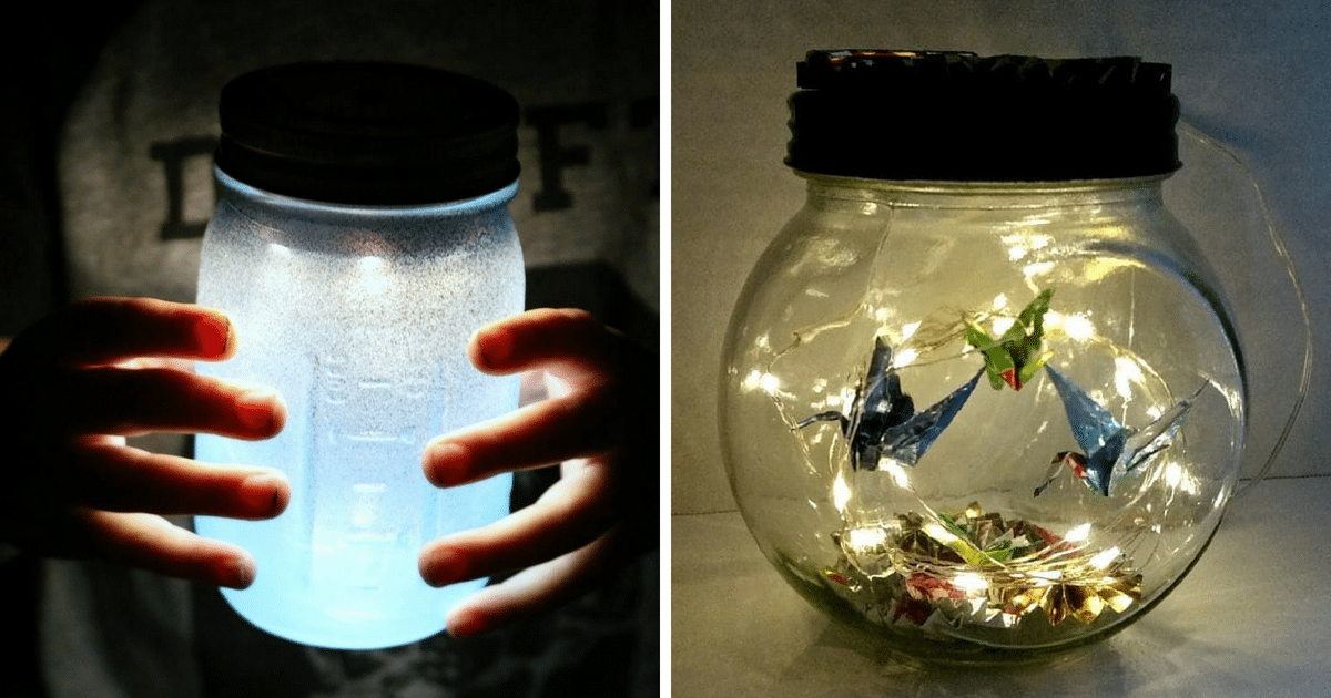 25 Adorable Diy Nightlights That You And Your Kids Will Love