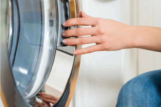 how to clean lint from dryer