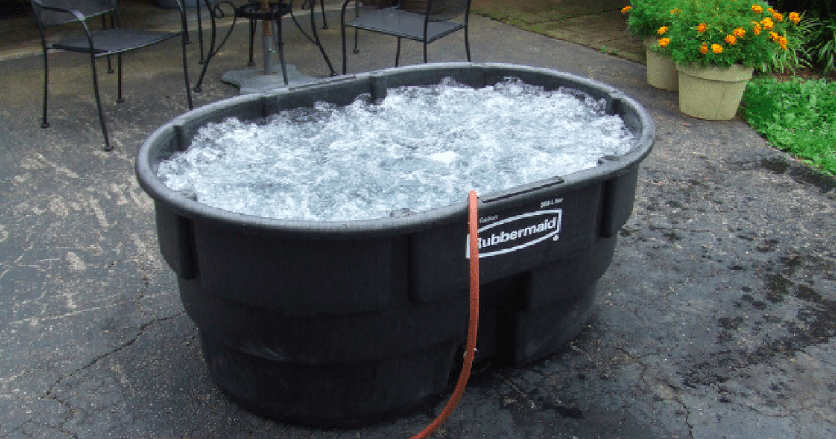 Cheap Hot Tubs >> 12 Amazing And Affordable Diy Hot Tubs