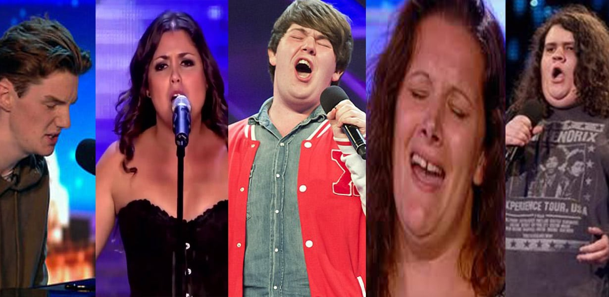 5 Of The Best Vocal Talent Auditions Ever